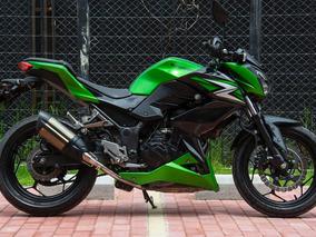 Kawasaki Z250 Verde