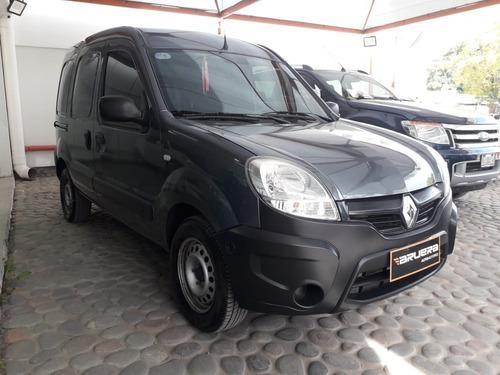Imagen 1 de 10 de Renault Kangoo Ph1 Confort 1.6 16v Gnc 2014