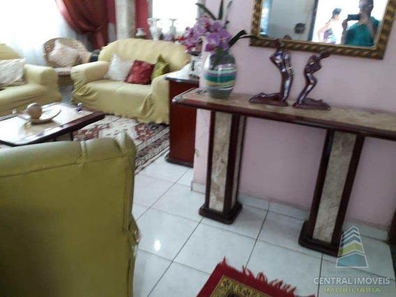 Casa Com 3 Dorms, Vila Margarida, São Vicente - R$ 600 Mil, Cod: 5467 - V5467
