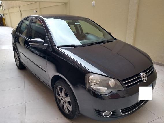 Vw Polo Sedan 2012 1.6