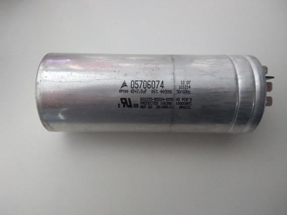 Capacitor 45+7,5 Mfd Ar Condicionado