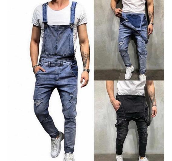 Overol Hombre Jean