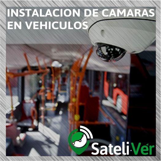 Instalacion De Camaras En Vehiculos (cctv - Movil)