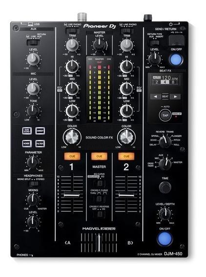 Djm 450 Mixer Pioneer Djm 450 Promoção # Djfast