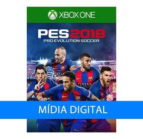 Option File Pes 2018 Xbox One - Games, Usado no Mercado