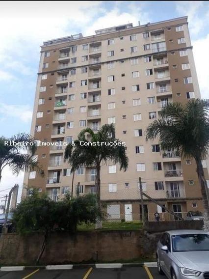 Apartamento Para Venda Em Cajamar, Panorama (polvilho), 2 Dormitórios, 1 Banheiro, 1 Vaga - 0106