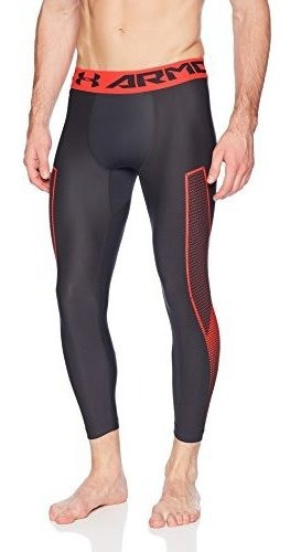 Under Armour Heatgear Armour Graphic - Leggings Para Hombre
