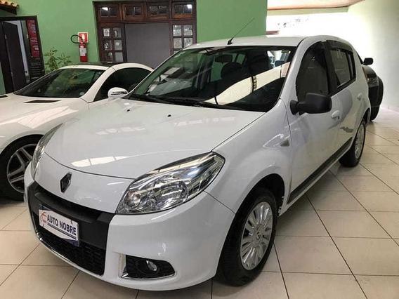 Renault Sandero Privilege Hi-flex 1.6 16v 5p Aut 2013