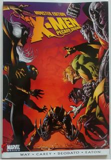 X Men. Pecado Original