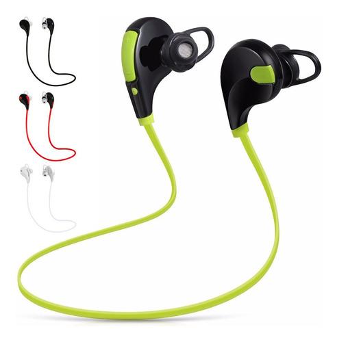 Auriculares Bluetooth Stereo Manos Libres Correr Deportes ®