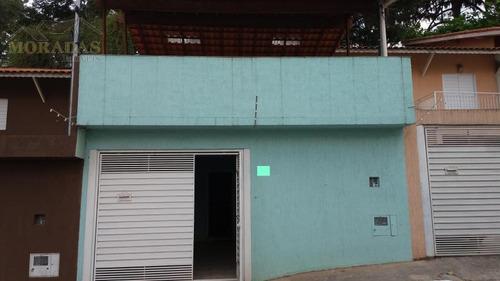Sobrado Geminado Para Venda Em São Paulo, Jardim Helga, 2 Dormitórios, 2 Banheiros, 1 Vaga - 1840_1-1129159