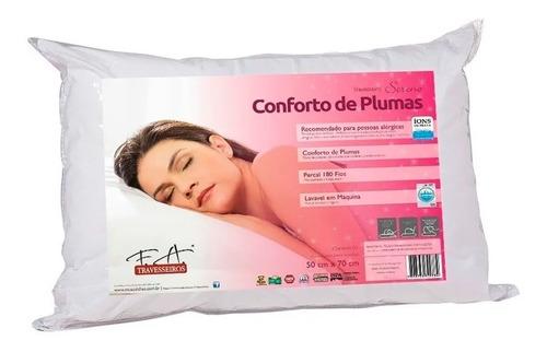 Imagen 1 de 8 de Almohada Super Confort! Sensación De Plumas