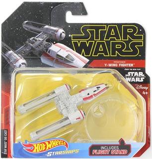 Hot Wheels Star Wars Resistance Y-wing Fighter Ep. 9