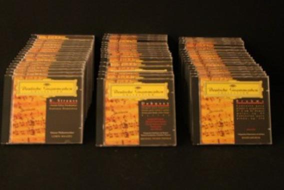 Cd Deutsche Grammophon Collection. Todos Os Títulos Avulsos.
