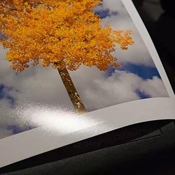 60 Folhas Papel Fotográfico Satin Microporoso A3 260g