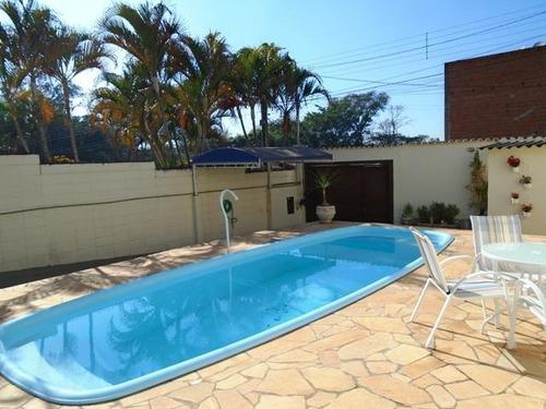 Imagem 1 de 15 de Casa Para Venda Em Araras, Jardim São Pedro, 2 Dormitórios, 1 Suíte, 1 Banheiro, 5 Vagas - V-110_2-552209