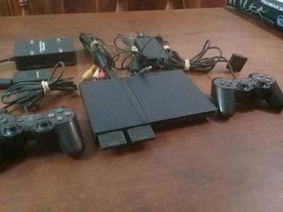 Playstation 2 // 2joystick // Cables // Adaptador 4 Joystick