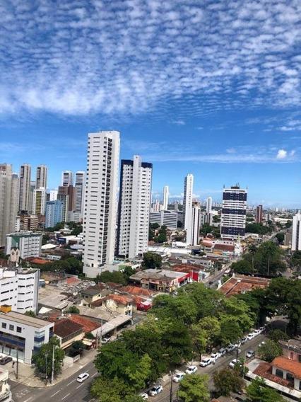 Apartamento Com 4 Dormitórios À Venda, 225 M² Por R$ 1.800.000,00 - Madalena - Recife/pe - Ap9051