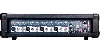 Potencia Consola Mixer Moon M410 Usb