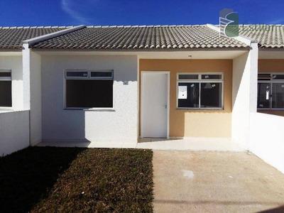 Casa Residencial Para Locação, Jardim Montreal, São José Dos Pinhais. - Codigo: Ca0241 - Ca0241
