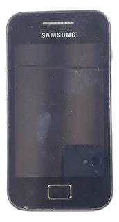 Celular Samsung Gt-s5830c Ligando Sucata - Original Detalhe