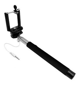 Brazo Monopod Stick Selfie iPhone Galaxy Android Cable Obi
