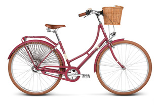Bicicleta Urbana De Paseo Rodado 28 - Le Grand Virginia 3