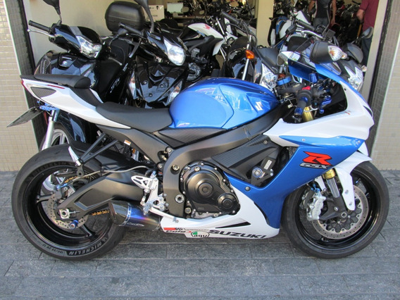 Suzuki Gsx-r Srad 750 2014 Azul