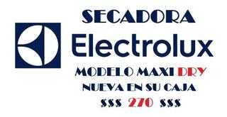 Secadora Electrolux 6 Kg Nueva En Su Caja En $270$