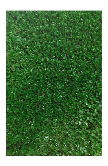 Grama Sintética Verde 12mm - 40 Metros Quadrados