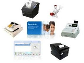 Servicio Técnico, Cambio De Memoria ,impresoras Fiscales