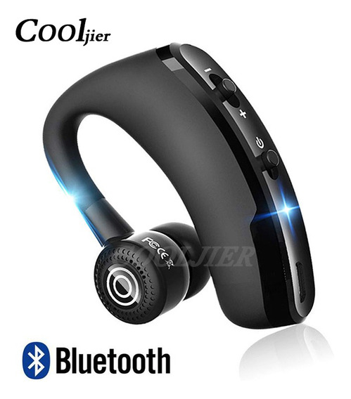 Csr Bluetooth Headset Sem Fio Estéreo Hands-free Fone De Ou