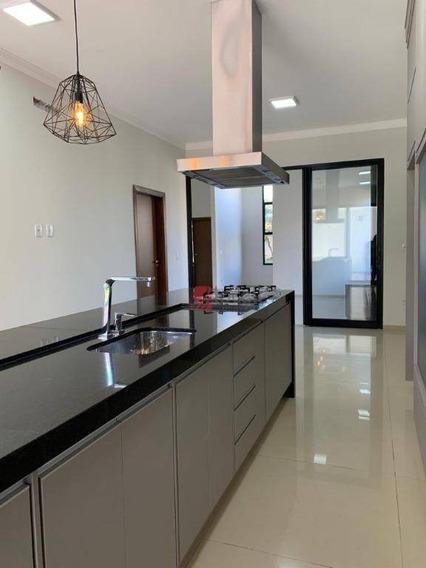Casa Com 3 Dormitórios À Venda, 181 M² Por R$ 750.000 - Residencial Village Damha Mirassol Ii - Mirassol/sp - Ca2386