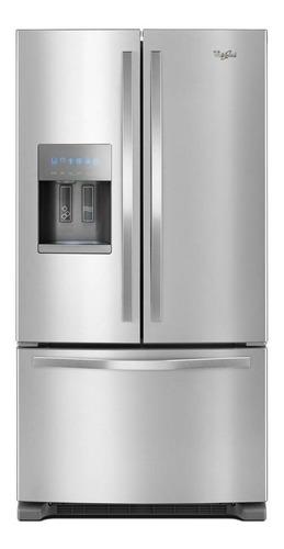 Refrigerador Whirlpool®  Wrf555sdfz (25p³) Nueva En Caja
