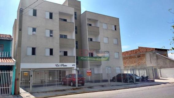 Apartamento Residencial À Venda, Parque Santo Antônio/ Areão, Taubaté. - Ap2300