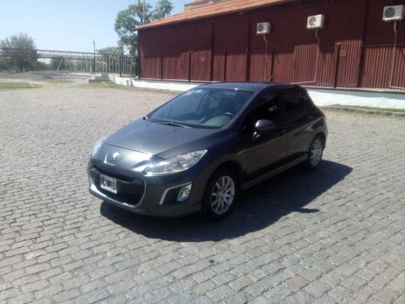 Peugeot 308 5ptas 1.6n Active C/gnc Manual 2012