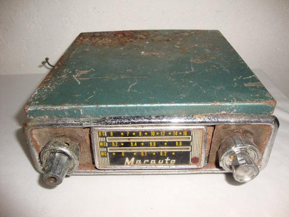Antigo Rádio Marauto