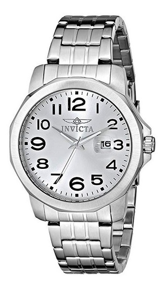 Relógio Invicta 5773 Ii Stainless Steel - Original - Super N