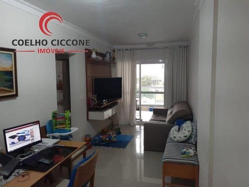 Imagem 1 de 15 de Apartamento A Venda No Bairro Fundacao - V-4981