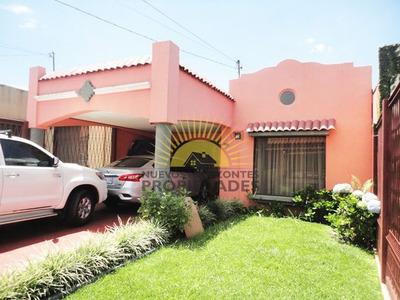 Hermosa Casa En Venta En Residencial De Ipis De Guadalupe