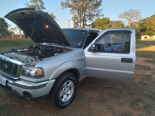 Ford Ranger 2008 2.3 Xlt Cab. Dupla 4x2 4p