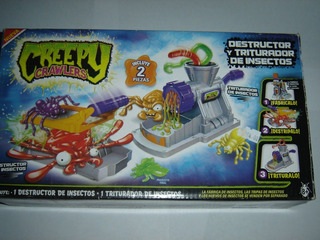 Creepy Crawlers Destructor Y Triturador De Insectos