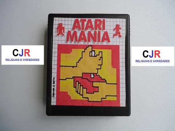 16 Em 1 - Serie Ouro - Atari Mania - Original