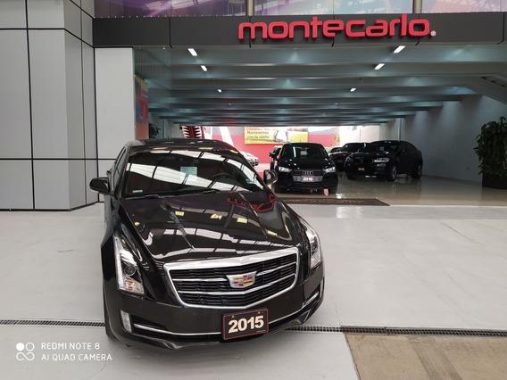Cadillac Ats Sedan 2015 Negro
