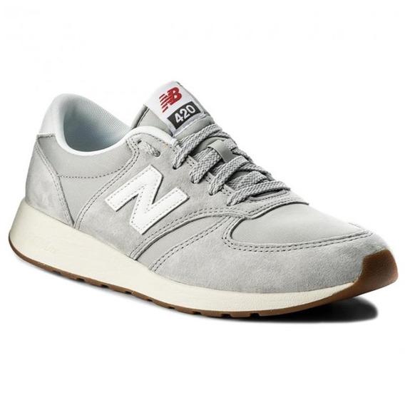 Zapatilla New Balance - 304-n10195062-155-gris Y Blanco