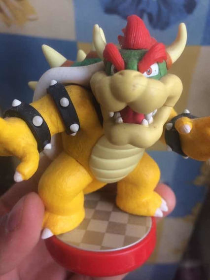 Amiibo Bowser - Mario Party