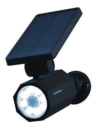 Imagen 1 de 3 de Bionic Spotlight - Lampara Solar Con Sensor De Movimiento