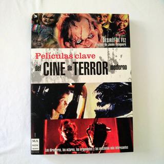 Libro Peliculas Clave Del Cine De Terror Moderno