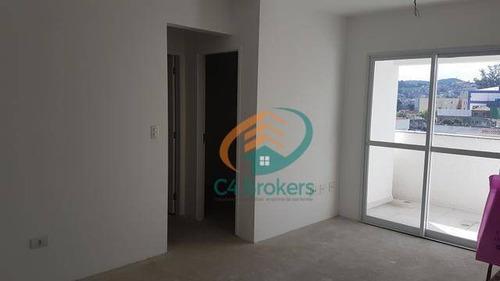 Imagem 1 de 19 de Apartamento À Venda, 77 M² Por R$ 405.000,00 - Vila Renata - Guarulhos/sp - Ap1813