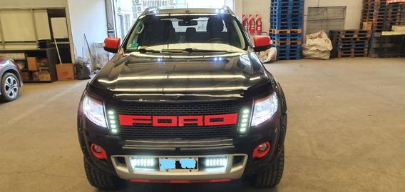 Ford Ranger Limited Unica Para Entendidos